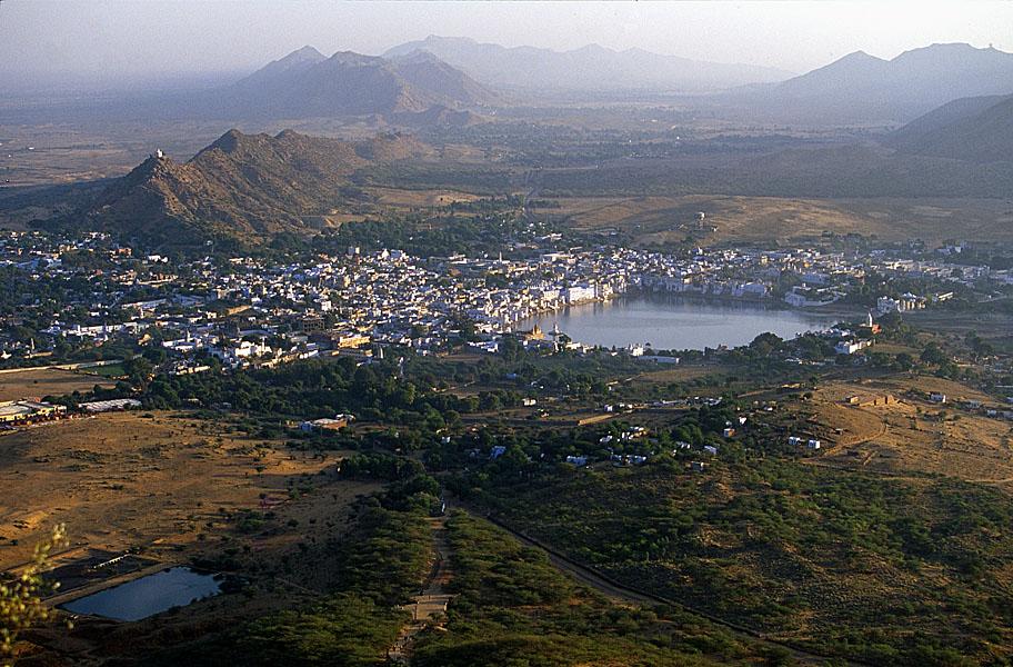 Le Lac de Pushkar